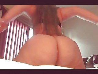 Phat Booty Slut Nude Twerking