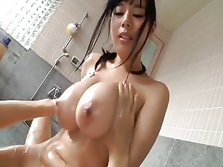 Japanese Big Ass Soap Massage