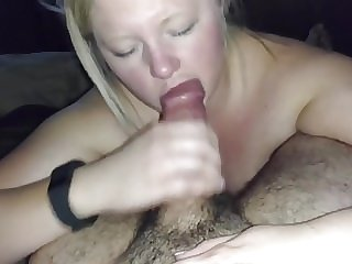 Girlfriend Blowing Her Boyfriend 22