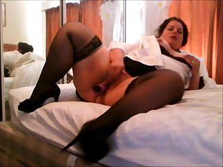 Nice bbw masturbation